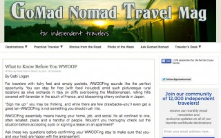 What to Know Before You WWOOF