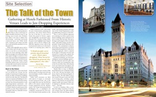 Talk of the Town: Hotels Fashioned From Historic Venues