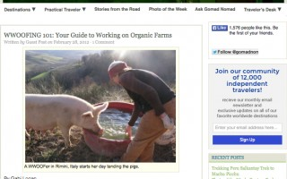 WWOOFING 101: Your Guide to Working on Organic Farms
