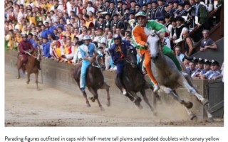 Summer Palios Around Italy: Your Month by Month Guide